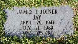 """James T. """"Jay"""" Joiner"""