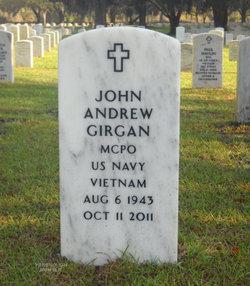 """John A. """"Jack"""" Girgan"""