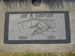"Joseph Anthony ""Joe"" Simpson"