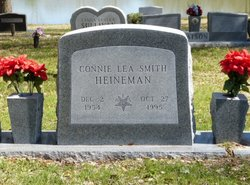 Connie Lea <I>Smith</I> Heineman