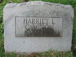 Harriet E Cameron