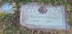 Lieut William W Ailshouse