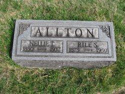 Nellie <I>Toland</I> Allton