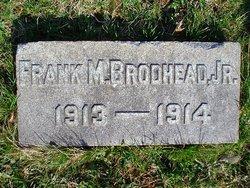 Frank Martin Brodhead, Jr