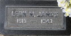 Leon Manuel James