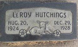 LeRoy Hutchings