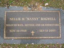 """Nellie M """"Nanny"""" Bagwell"""