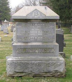 Ann Elizabeth <I>Van Dyke</I> Blackwell