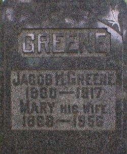 Jacob Hoover Greene