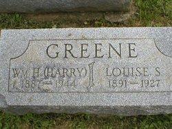 "William Harrison ""Harry"" Greene"