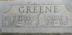 Louise <I>Sheldon</I> Greene