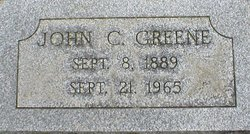 John Clifton Greene
