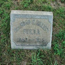 Rev Noah Hallock Gillette Fife