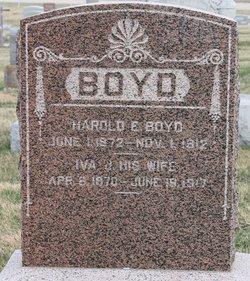Iva J <I>Manning</I> Boyd