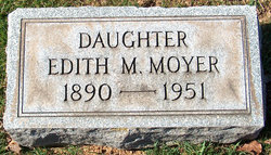Edith M. Moyer
