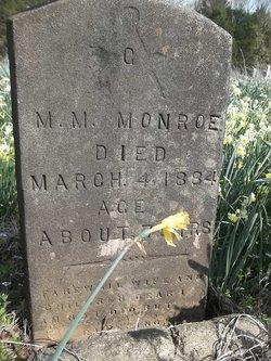 Milton M. Monroe