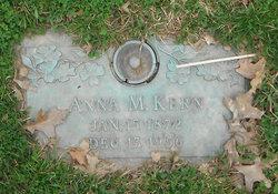 Anna M. <I>Oberman</I> Kern