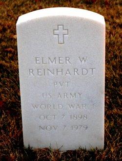 Elmer Walter Reinhardt