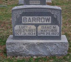 Isaac Monroe Barrow