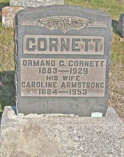Ormand C. Cornett