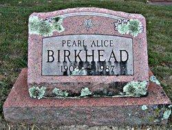 Pearl Alice <I>Wallace</I> Birkhead