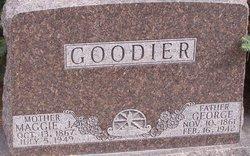 Maggie J <I>Bedell</I> Goodier