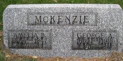 Amelia B. <I>Drake</I> McKenzie