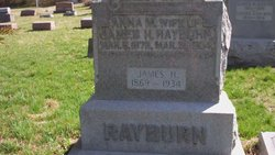 Anna M <I>Ward</I> Rayburn
