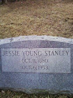 Jessie <I>Young</I> Stanley