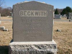 Giles Ambrose Beckwith