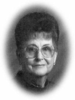 "Geraldine Ruth ""Jerry"" <I>Malone</I> Sollinger"