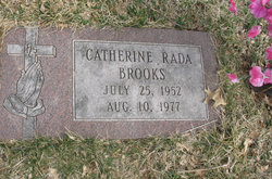Catherine <I>Rada</I> Brooks