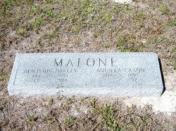 Benjamin Darley Malone