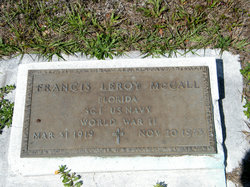 Francis Leroy McCall