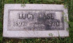 Lucy J. <I>Hampton</I> Case