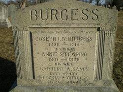 Alexina P. Burgess