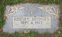 Edith <I>Cue</I> Hodges