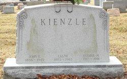John E Kienzle