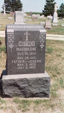 Magdalena <I>Lueckenotto</I> Jurgensmier