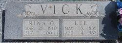 Hinton Lee Vick, Jr