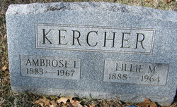 Ambrose Isaac Kercher