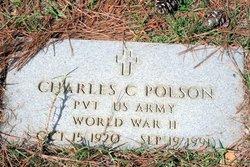 "Charles C. ""Sleepy"" Polson"