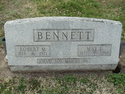 Elizabeth May <I>Dennis</I> Bennett