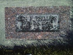 Ben Flint Phillips