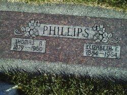 Elizabeth <I>Flint</I> Phillips