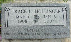 Grace Lenora <I>Witter</I> Hollinger