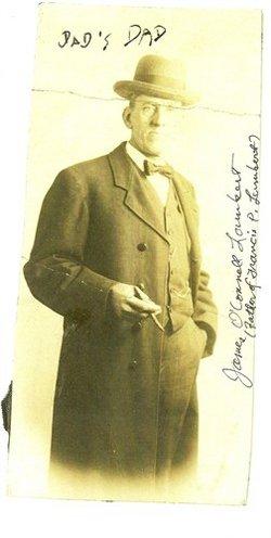 James O'Connell Lambert