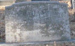 Lydia <I>Barker</I> Adam