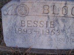 Bessie May <I>Morris</I> Bloomer