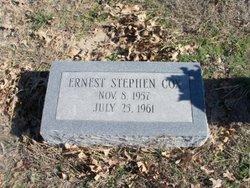 "Ernest Stephen ""Stevie"" Cox"